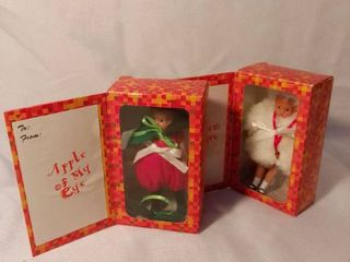 lot of 2 Effanbee Wee Wishes from the Heart of Effanbee
