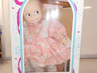 large Kewpie Doll In Great Condition