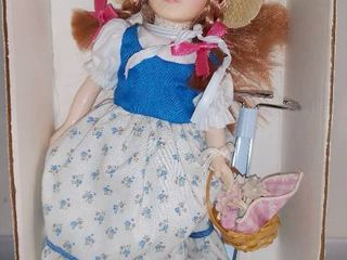 Vintage Effanbee Doll in Box   Becky Thatcher