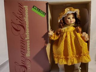 Suzanne Gibson Dolls from Reeves International  Nellie 15841