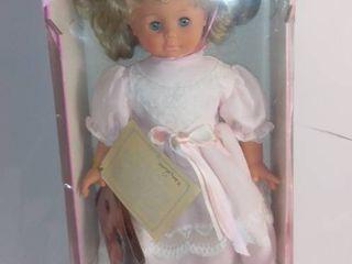 Vintage Zanini and Zambelli limited Edition Doll   Angelica