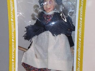 Vintage Effanbee Wicked Witch 7111