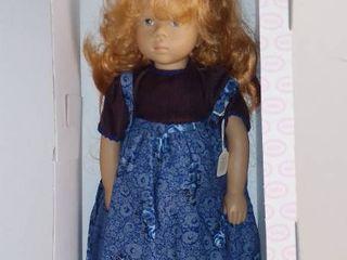 Vintage Gotz Doll With Box From Sylvia Natterer