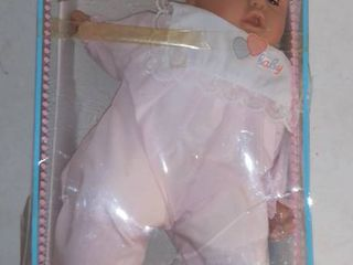 Weichpuppe Soft Doll Two Hearts Collection Baby Doll