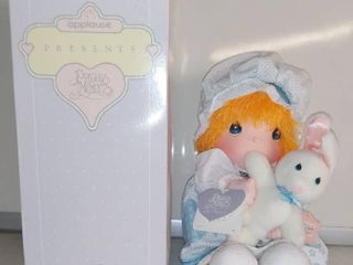 Applause Precious Moments Soft Doll With Box