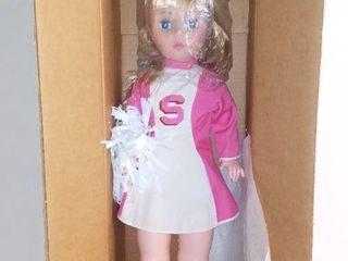 Vintage Eugene Cheerleader Doll