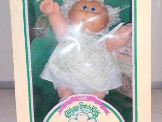 Vintage Cabbage Patch Kids Preemie in Box 1985