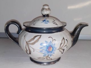 Hand painted Teapot Made in Bavaria