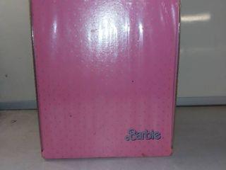 1985 Vintage Barbie Doll Carry Case Holds 2 Dolls Vguc