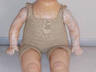 Vintage Effanbee Rosemary Walk Talk Sleep Composite Doll