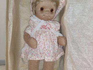 Stupsi Plush Doll In Box In Excellent Condition