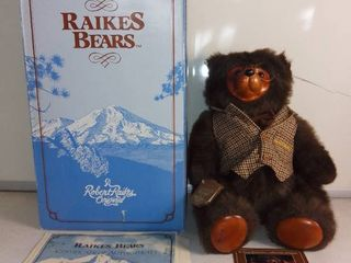 Original Raikes Bears   Sebastian 1985