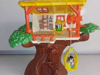 Vintage Hasbro Weebles Tree House They Wobble But They Dont Fall Down