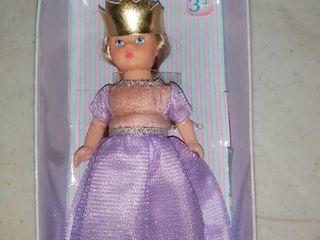 Madame Alexander Storybook Princess Mini Doll 5  In Box