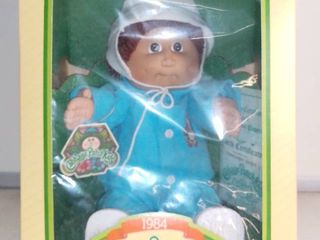 Vintage Cabbage Patch Kids Doll in Box 1984