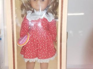 GAtz Doll In Box In Excellent Condition With Functional Eyes