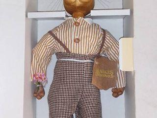 Raikes Originals Calvin Rabbit Wooden Body