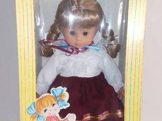Zanini and Zambelli Soft Dolls Fiorella