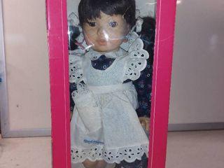 Engel luppe Doll In Box