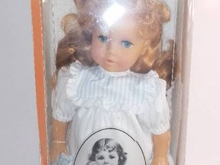 Vintage Engel Puppe Doll Dorothea Made in West Germany