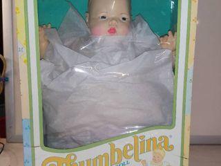 Vintage Thumbelina Doll In Box