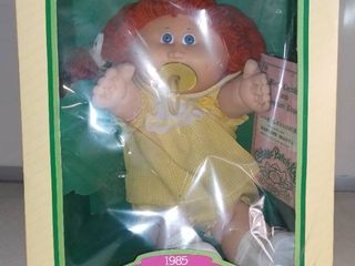Vintage Cabbage Patch Kids Doll in Box 1985