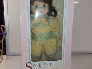 Sweet Inspiration Doll In Box From Gorham