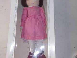Dolls By Pauline In Box In Good Shape