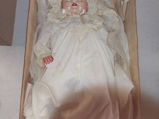 Horsman Ann Doll In In Box With Functional Eyes