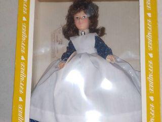 Vintage Effanbee little Women Doll   Meg