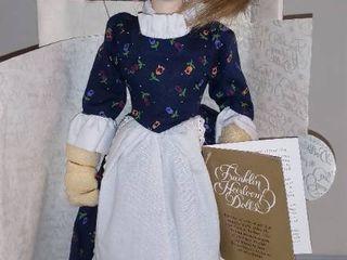 Franklin Heirloom Dolls   Jane of North Carolina