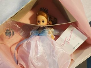 Madame Alexander Doll  Tooth Fairy  with Pendant