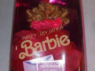 1990 Party Sensation Barbie
