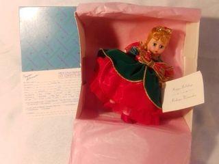 Madame Alexander Doll Company The little Christmas Princess 1995