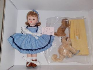 Madame Alexander Pop Goes The Weasel Doll Set In Box