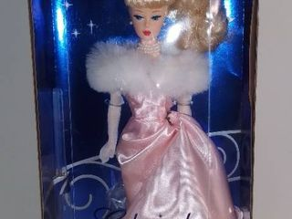 1960 Reproduction Collector Edition Enchanted Evening Barbie   1996