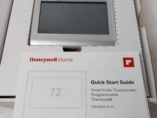 Hineywell Home Smart Color Touchscreen Thermostat