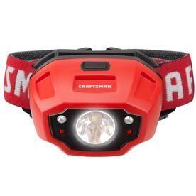 CRAFTSMAN 250 lumen lED Headlamp