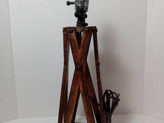 Table lamp Brown