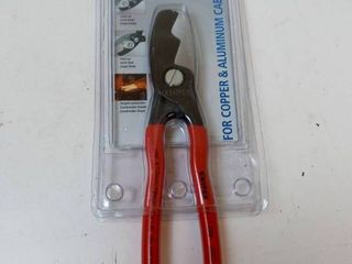 KNIPEX 95 11 200 SBA Cable Shears