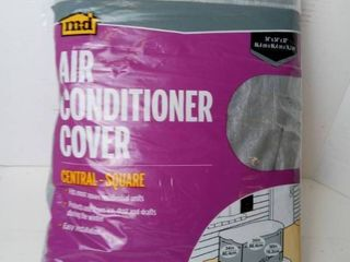 M d Products 03772 Central Air Conditioner Cover