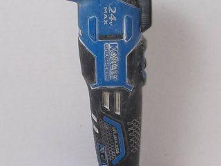 Kobalt Cordless Brushless AMP 24V Max Various Speed Oscillating