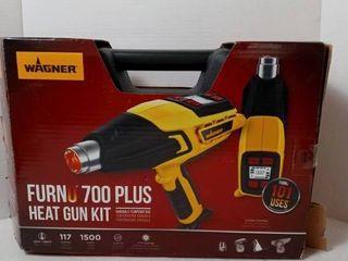 Wagner FURNO 700Plus Heat Gun Kit