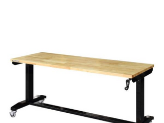 Husky 62  Work Bench Table with Adjustable Height