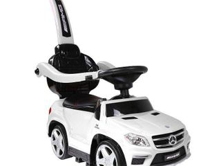 Best Ride On Cars licensed Mercedes 4 In 1 Push Car