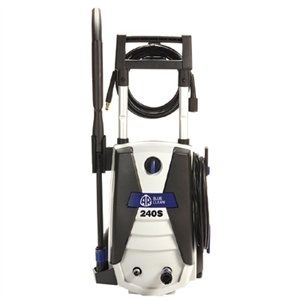 AR North America AR240S 1 4 GPM 1700 PSI Blue Clean S line Portable Power Washer