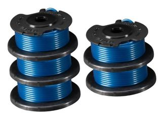 bag of 10 BADGER Replacement 0 065 line Auto Feed Spool for 20 Volt String Trimmers