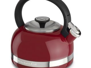 KitchenAidAr 2 0 Quart Kettle with Full Handle and Trim Band  KTEN20DBER