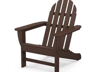 POlYWOOD Kahala Adirondack Chair Mahogany Retail 199 00
