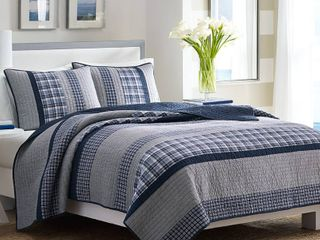 Nautica Adelson King Quilt Bedding